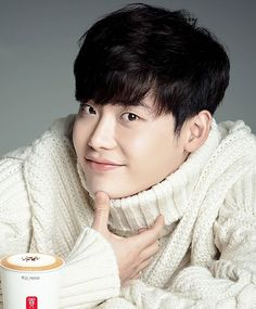Lee JongSuk @ Gong Cha wallpaper for Nov. Lee Jong Suk Cute, Lee Jung Suk, Asian Actors, Korean Actors, Lee Jong Suk Wallpaper, Doctor Stranger, Lee Young, Suwon, Best Dramas