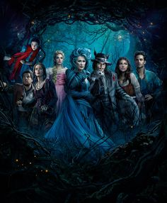 Sing along with your favorite characters from Disney's Into the Woods. Experience the hit soundtrack today! https://itunes.apple.com/us/album/into-woods-original-motion/id935100573