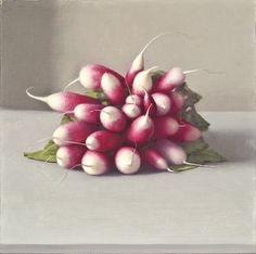Fancy - Hirschl & Adler Galleries/Hirschl & Adler Modern - French Radishes - Amy Weiskopf - 1stdibs
