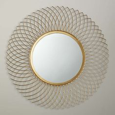 Buy John Lewis & Partners Sita Wire Mirror, Gold from our Mirrors range at John Lewis & Partners. Living Room Green, Lounge Mirrors, Wall Decor, Wow Products, Gold Mirror Living Room, Small Mirrors, Brushed Gold, Living Room Decor Gray, Mirror