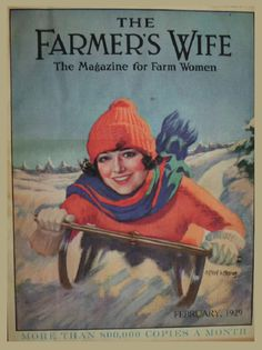 February 1929 The Farmer's Wife