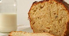 Cómo hacer pan de plátano esponjoso y jugoso