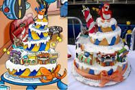 club penguin birthday cake - Google Search