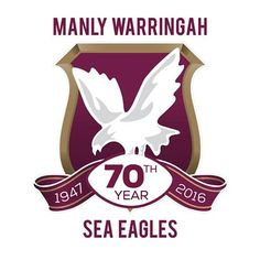 launch new logo ahead of the club's year anniversary in 2016 Fox Sports, Sports News, Australian Rugby League, Anniversary Logo, Wallpaper Pictures, Ol Days, Good Ol, Art Logo, Eagles