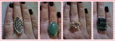 Meu Visual Joias e Semi-joias Consignadas: Statement Rings: O Super poder de um anel