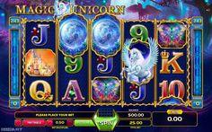 Magic Unicorn - das Spiel des Monats!