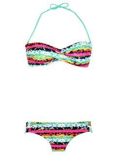 2 piece bathing suit