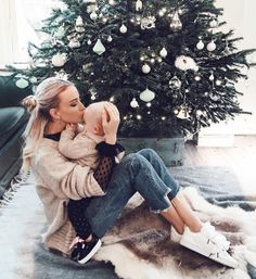Cuddling with my baby wearing our first Christmas presents, these matchy PUMA Basket Heart we got from the Baby Boy Photos, Baby Pictures, New Year Photoshoot, Baby New Year, Family Christmas Pictures, Christmas Baby, Christmas Presents, Winter Christmas, Xmas