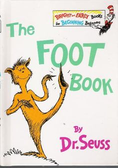 My favorite Dr. Seuss book when I was a kid~drove my mom crazy having her read it to me~such happy memories!
