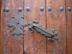 Door (detail) Spain