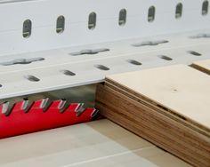 Ein neuer Zusatzanschlag für die Tischkreissäge | Holzwerkerblog von Heiko Rech