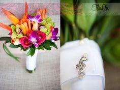 Small Tropical Bouquet <3