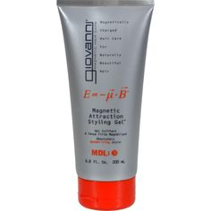 Giovanni All-natural Magnetic Attraction Hair Styling Gel - 6.8 Fl Oz