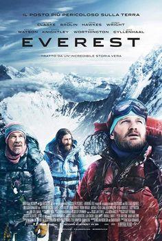 Film #Everest 2015 - Baltazar Kormákur - Jon Krakauer - Rob Hall - Jason Clarke -