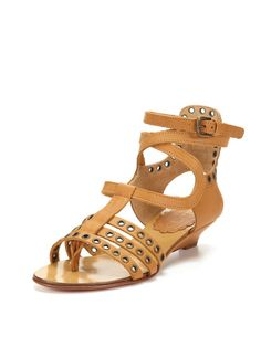 Eyelet Sandal by RED Valentino $149