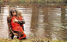 Don't Look Now (1973). Directed by Nicolas Roeg and starring Julie Christie and Donald Sutherland.