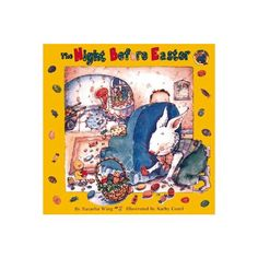 Six Suggested Easter Books for Preschool Children