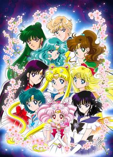 Image in Sailor Moon ❤🐰 collection by Sailor Moons, Sailor Moon Manga, Sailor Pluto, Sailor Jupiter, Arte Sailor Moon, Sailor Neptune, Sailor Scouts, Disney Marvel, Sailor Moon Kristall