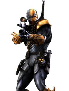 Deathstroke - Injustice:Gods Among Us