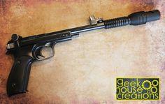 Princess Leia Blaster Gun from Star Wars
