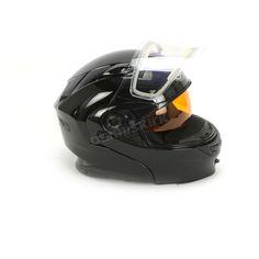 Gmax Black Md01 Modular Snowmobile Helmet W Electric Shield Size Xs G401023 Snowmobile Helmets Helmet Snowmobile