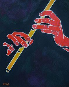 Mano flauta