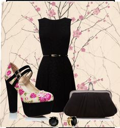 """""""autumn class"""" by cuteipie ❤ liked on Polyvore"""