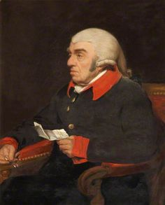 Sir George Onslow (1731-1814), 4th Baron Onslow, Later 1st Earl of Onslow. At Clandon Park (National Trust)