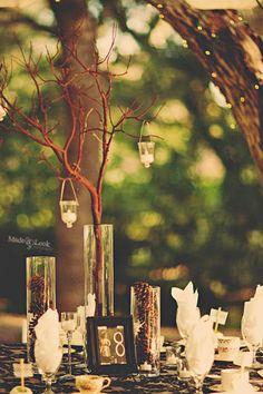 Jamie & Miguel's Sleepy Hollow, Dark Wonderland Carnival Wedding