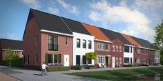 Doorbreek de horizontale gootlijn | Project Carte Blanche, Veenendaal
