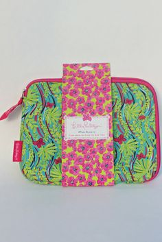 Lilly Pulitzer iPad Sleeve, Print
