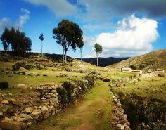 Isla vai deixar saudades... #isladelsol #bolivia #southamerica