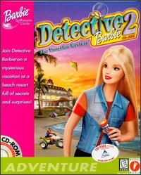 Barbie Magic Detective 2! This was one of my favorite games. I spent hours playing this on the old giant box computer. I remember how slow those used to be...