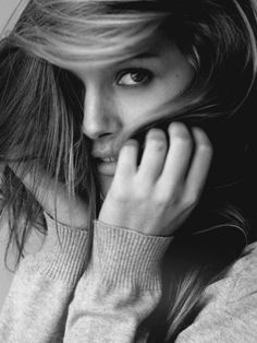 Natalie Portman. She is freaking beautiful no matter what she does.