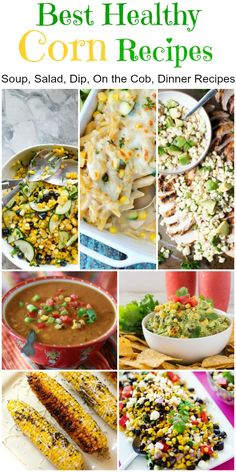So many great ideas to use up corn. Need to keep these recipes handy