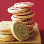 Cinnamon holiday pinwheel cookies