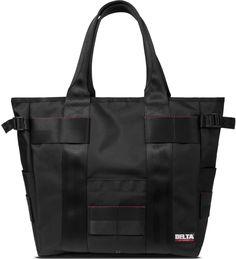 Black Ammunition Tote Bag