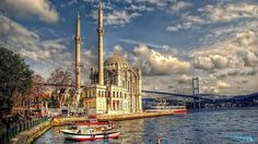 Istanbul is one of the world's most beautiful cities. Istanbul's most beautiful landscapes in this article with you. Istanbul is city of culture and civilization. Istanbul Tours, Istanbul City, Istanbul Travel, Istanbul Turkey, Istanbul Guide, Turkey Destinations, Best Honeymoon Destinations, Turkey Vacation, Turkey Travel