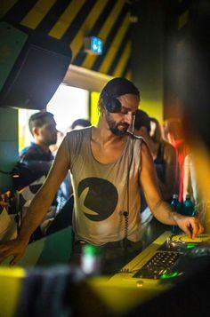 Ricardo Villalobos, techno, electronic music, dj.