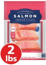 PortSide Salmon Fillets from Save A Lot $9.99