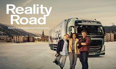 Un #camion protagonista di un #videoclip musicale? Ecco a voi la star: un #VolvoFH accompagna la cantante #Mapei a #RealityRoad