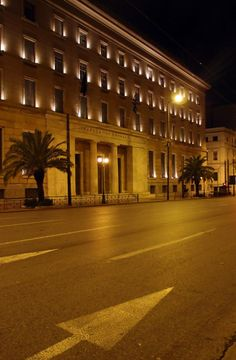 Building of the National Bank of Greece, Athens My Athens, Athens City, Athens Greece, Mycenaean, Minoan, Parthenon, Acropolis, Us Sailing, Greece Travel
