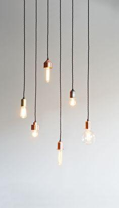 #Koperen lampen! #Elegant #subtiel en prachtig! #Koper: kopen, kopen kopen!