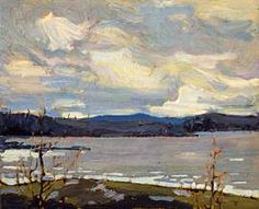 Tom Thomson Cold Spring Algonquin Park