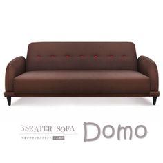 H&D  多特華三人沙發-兩色可選極簡日式Q感3人位大沙發 紮實的椅墊內材軟硬適中 寬敞座面乘坐更舒適 專人送到府/簡易組裝