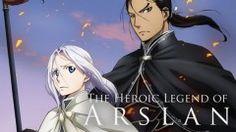 'The Heroic Legend of Arslan' Gets Anime DVD/BD General Release Promo   The Fandom Post