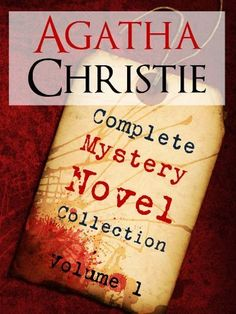 The Complete Mystery Novels of Agatha Christie,  vol. 1
