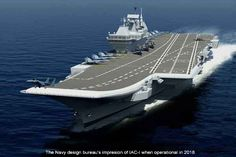 Meet India's past, current and future aircraft carrier of Indian Navy. – The INS Vikramaditya is a Indian Navy aircraft carrier based on the Kiev-class aircraft carrier. Indian Navy Aircraft Carrier, Ford Aircraft Carrier, Royal Navy, Us Navy, Indian Navy Ships, Stealth Technology, Capital Ship, Submarines, Military Aircraft