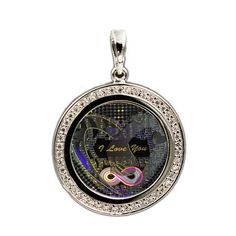 I Love You All Languages Pendant 5