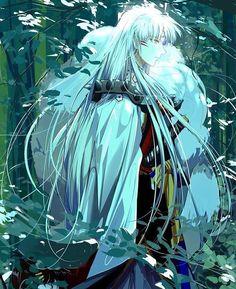 """Art by GRENCIA ※ Permission to post was granted by the artist. Inuyasha Cosplay, Inuyasha And Sesshomaru, Kagome Higurashi, Fan Art Wallpaper, Wallpaper Backgrounds, Manga Art, Manga Anime, Anime Art, Seshomaru Y Rin"